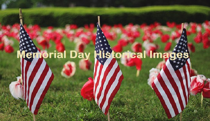 memorial day historical image