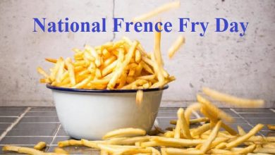 national frence fry day